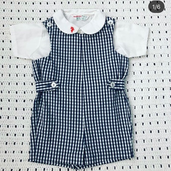 healthtex Other - Vintage two piece toddler outfit 18-24 months